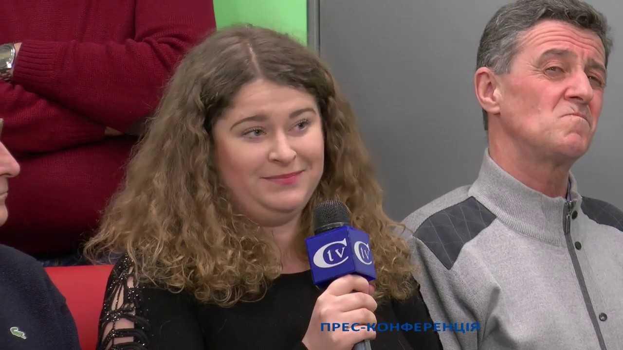 Прес-конференція Ігор Смешко і Володимир Тимошенко