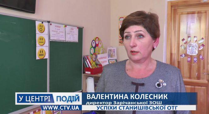 Г Зубко: Станишівської ОТГ