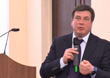 Геннадій Зубко у Житомирській політехніці