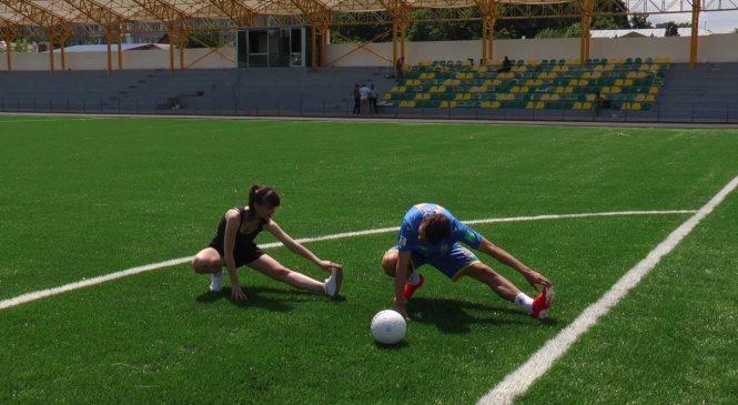 Футбол з Данилом Сіканом