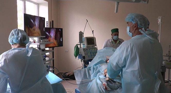 Медична реформа в лікарнях