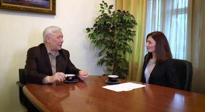Інтерв'ю з Українським політиком Юрієм Єхануровим
