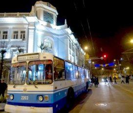 Тролейбуси для пенсіонерів більше не безкоштовні