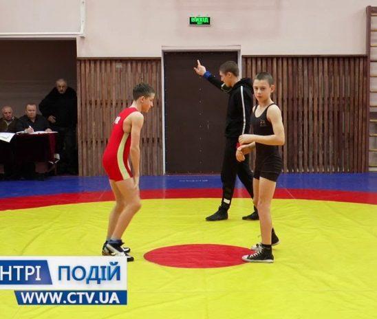Турнір для борців