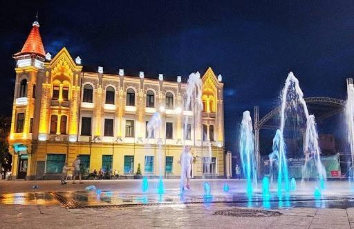 Фонтани у Житомирі будуть запускати на початку липня