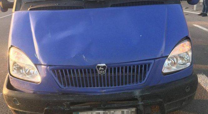 У Житомирському районі 19-річний водій збив жінку