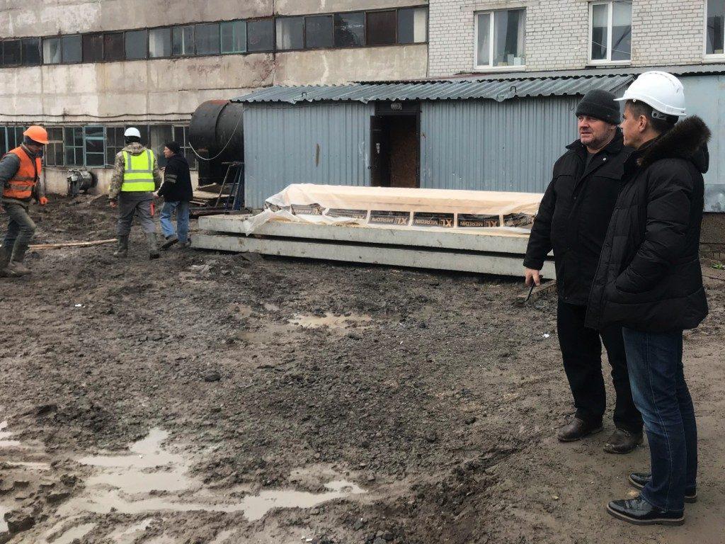 Сергій Сухомлин про майбутню новітню ТЕЦ у Житомирі